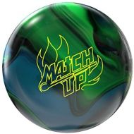 Storm Match Up Bowling Ball- BlackAquaLime, 16lbs