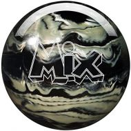 Storm Bowling Products Storm Mix Urethane Bowling Ball- BlackWhite Pearl