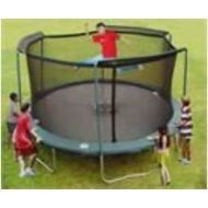 Super Trampoline 15ft Trampoline Netting for 3 Arches and 3 Sleeves at The top