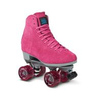 Sure-Grip Pink Boardwalk Skates Indoor