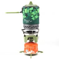 Trekology Fire-Maple Fixed Star Camping Stove Backpacking Stove Cooking System