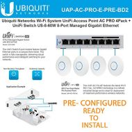 024df5252 UBNT Systems UniFi AC PRO Wireless Access Point PRE-CONFIGURED (4-Pack)