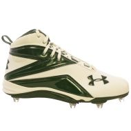Under Armour TEAM RUN N GUN COM D Men Football Shoe WHGN 13E
