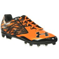 Under Armour UNDER ARMOUR MENS FOOTBALL CLEATS NITRO LOW LOW MC CBN ORANGE BLACK WHITE 12.5 M
