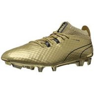 PUMA Mens ONE Gold FG Soccer Shoe