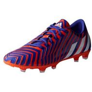 Adidas adidas Mens Predator Instinct FG Firm Ground Soccer Shoe 8 US, BlackWhiteOrange