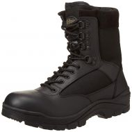 VooDoo Tactical Black Tactical Boot with YKK Zipper, Easy On & Off