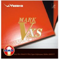 YASAKA Yasaka Mark V XS Color-Red,Thickness-2.0mm